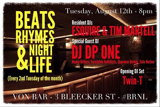 Beats, Rhymes, and Nightlife